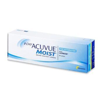 1 Day Acuvue Moist Kontaktne Leće