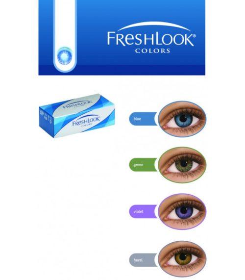 Freshlook Colors - Alcon-502