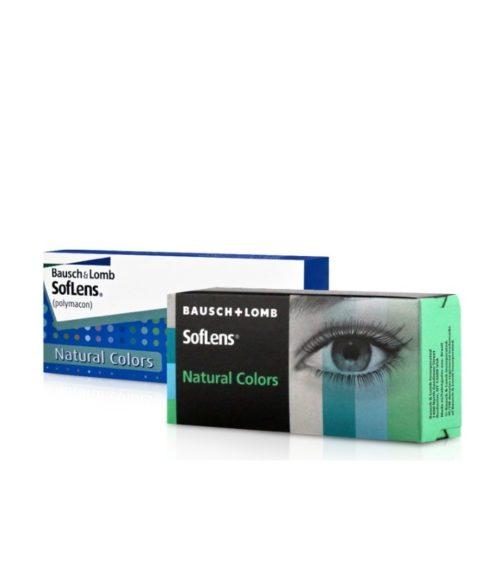 Soflens Colors bez dioptrije - Bausch & Lomb-509