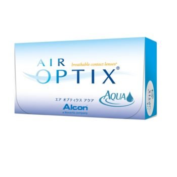 Air Optix Aqua Kontaktne Leće 3 kom