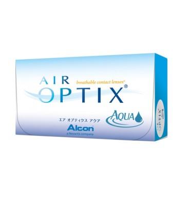 Air Optix Aqua Kontaktne Leće 3 komada