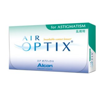 Air Optix For Astigmatism Kontaktne Leće