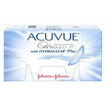 Acuvue Oasys with Hydraclear Plus Kontaktne Leće