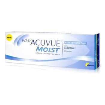 1 Day Acuvue Moist for Astigmatism Kontaktne Leće