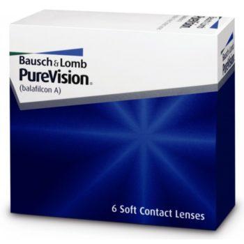 Bausch & Lomb Purevision kontaktne leće originalne kvalitete. Optika online