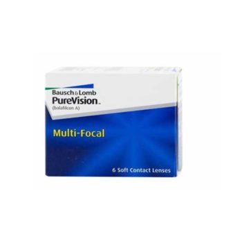 PureVision Multifocal Kontaktne Leće