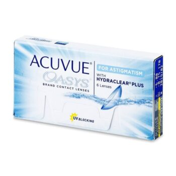 Acuvue Oasys for Astigmatism Kontaktne Leće