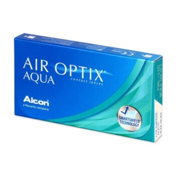 Air Optix Aqua Kontaktne Leće 6 komada