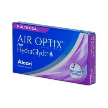 Air Optix Hydraglyde Multifocal Kontaktne Leće 3 Leće