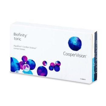 Biofinity Toric Kontaktne Leće
