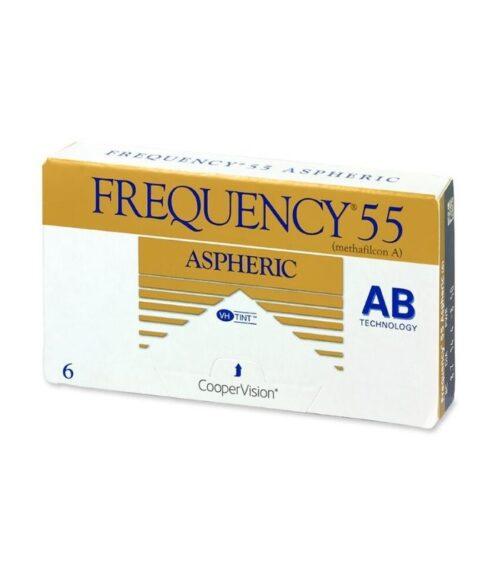 Frequency 55 Aspheric Kontaktne Leće