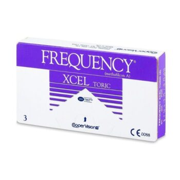 Frequency Xcel Toric Kontaktne Leće