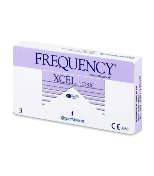 Frequency Xcel Toric XR Kontaktne Leće