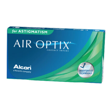 Air Optix for Astigmatism Kontaktne Leće 6 kom