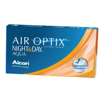 Air Optix Night & Day Aqua Kontaktne Leće 6 kom