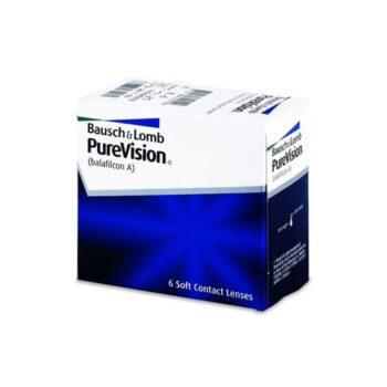 PureVision Kontaktne Leće