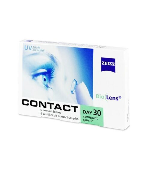 Zeiss Compatic Kontaktne Leće