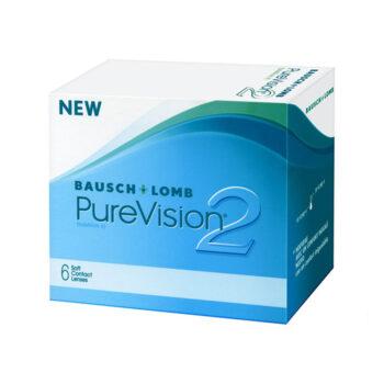 PureVision 2 Kontaktne Leće