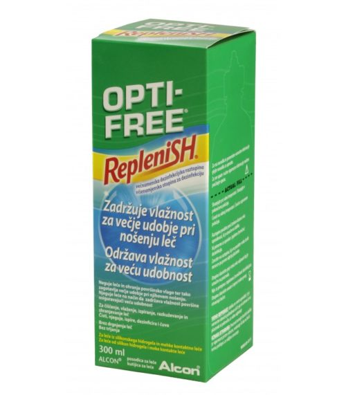 Opti-Free Replenish 300ml-520