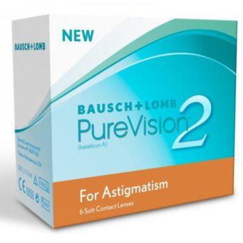 PureVision 2 Toric Kontaktne Leće