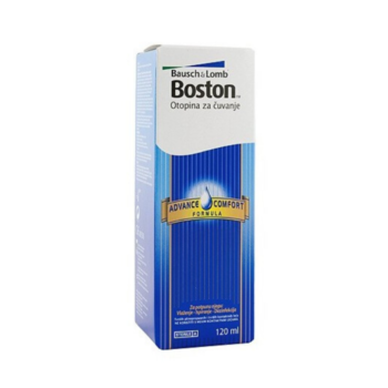 Boston Advance Comfort Otopina za Leće