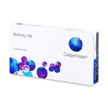 Biofinity XR Kontaktne Leće