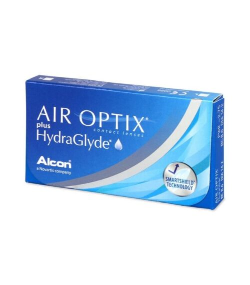 Air Optix HydraGlyde Kontaktne Leće 3 Leće