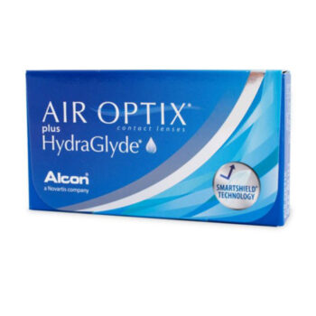 Air Optix HydraGlyde Kontaktne Leće 6 kom