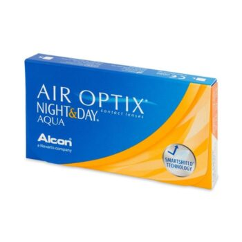 Air Optix Night & Day Kontaktne Leće 3 leće
