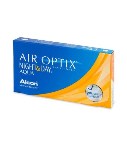 Air Optix Night & Day Kontaktne Leće 3 leće