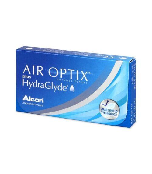 Air Optix HydraGlyde Kontaktne Leće 6 Leća