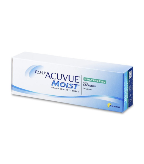1 Day Acuvue Moist Multifocal Kontaktne Leće 30