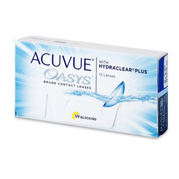 Acuvue Oasys with Hydraclear Plus Kontaktne Leće 12