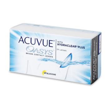 Acuvue Oasys with Hydraclear Plus Kontaktne Leće 24